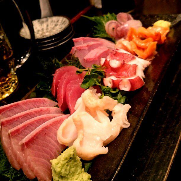今日の私に刺身とお酒でお疲れ様。東京都内で美味しい刺身が食べられる居酒屋7選