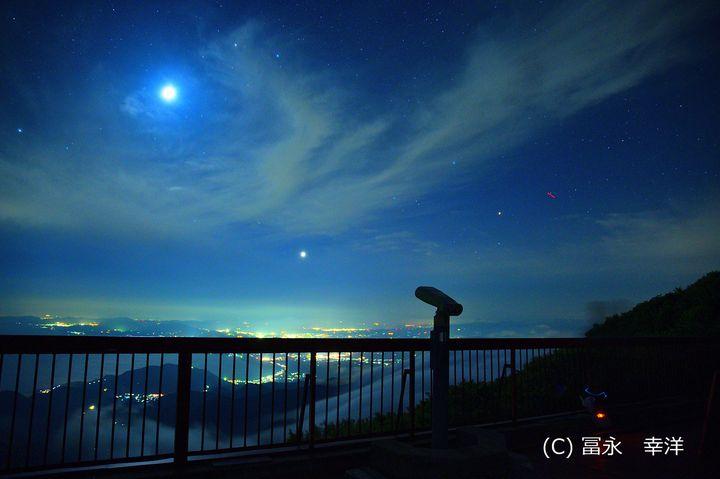 今年の夏も開催されます!長崎県の雲仙仁田峠プレミアムナイトとは