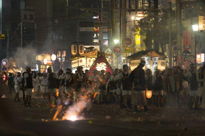 【終了】派手で華やかな長崎の伝統行事 !長崎県で「精霊流し」が開催