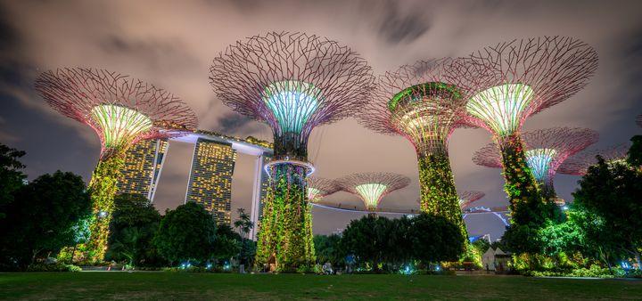 """シンガポールで人気のイベント!「中秋節」が""""ガーデンズ・バイ・ザ・ベイ""""にて今年も開催"""