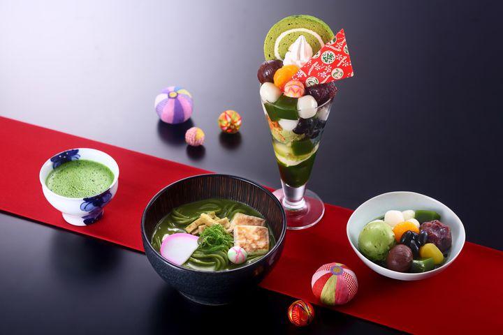 限定パフェも登場!伊藤久右衛門の京都市内初の茶房併設店舗が祇園四条にオープン