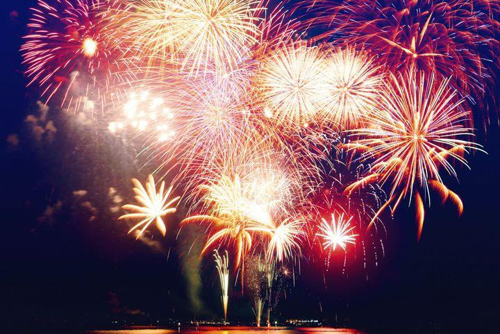 【終了】名月とともに楽しむ花火。「北潟湖畔観月の夕べ」が今年も福井で開催