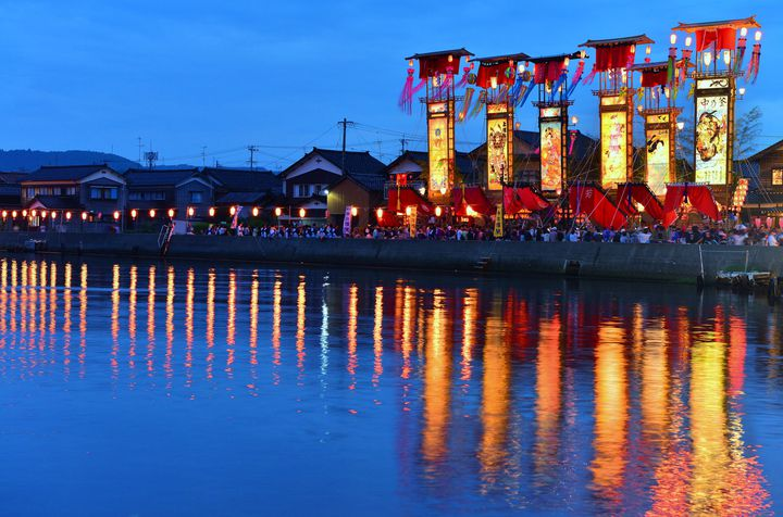 【終了】日本最大のキリコに見惚れる。「寺家の秋祭り」が今年も石川で開催