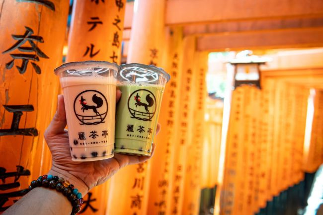 本格的な宇治茶が楽しめる。快進撃を続ける「麗茶亭」が海老名に登場