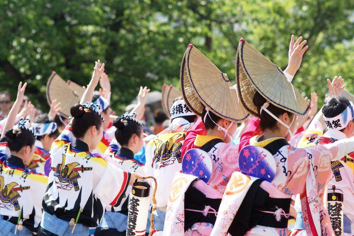 【終了】諫早市最大のお祭り!長崎県で「2019のんのこ諫早まつり」開催