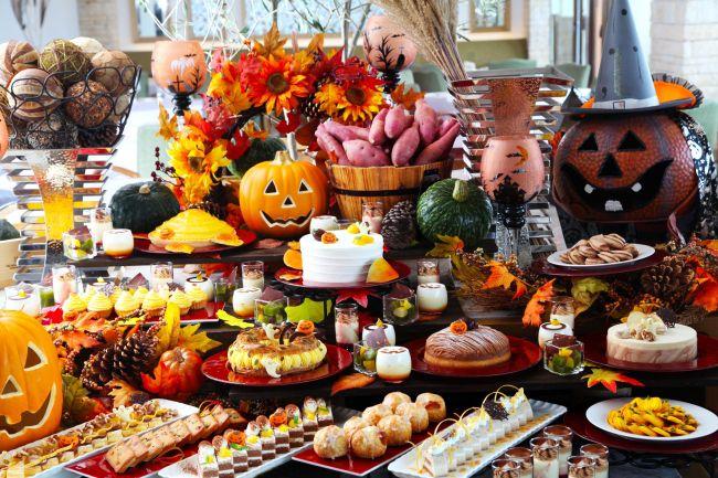 【終了】週末ぐらいは贅沢に!徳島で週末ランチ限定「ハロウィンブッフェ」開催