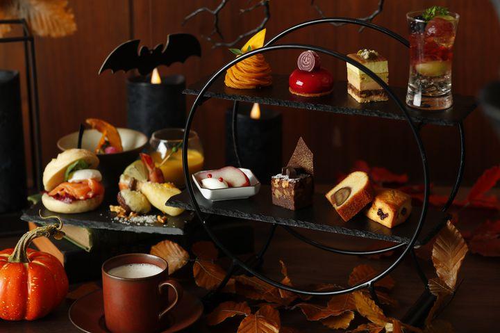"""【終了】部屋から料理までハロウィン尽くしの贅沢な日に。ホテル雅叙園東京で""""ハロウィン""""を満喫"""