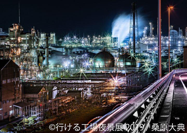 """""""見る""""だけで終わらない!「行ける工場夜景展 2019」東京・名古屋で開催"""