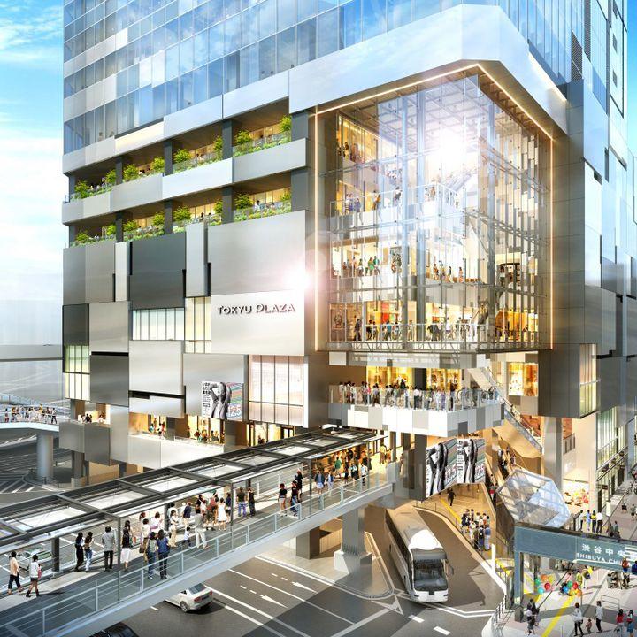 マリーナベイ・サンズのレストランも日本初上陸!新生「東急プラザ渋谷」オープン