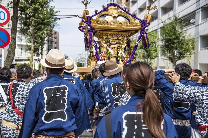 【終了】富山県の幻想的な秋祭り。「大門曳山まつり」が開催