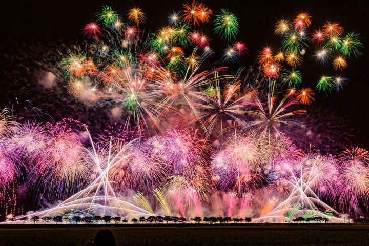 今年初開催の大型花火大会!徳島県で「にし阿波の花火」が初開催