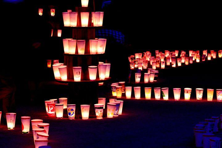 【終了】優しい灯りがともされる。幻想的な絶景が楽しめる「尾道灯りまつり」開催