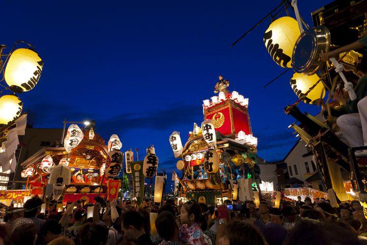 【終了】豪華絢爛な祭りを堪能。「西条まつり」が今年も愛媛県の4つの神社で開催