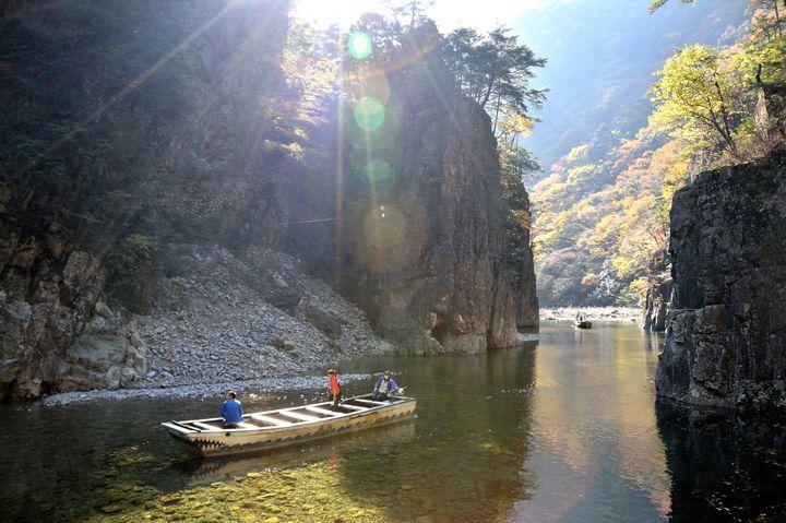 【終了】広島に世界が認めた秘境があった!紅葉の「三段峡」が作りだす絶景が見たい