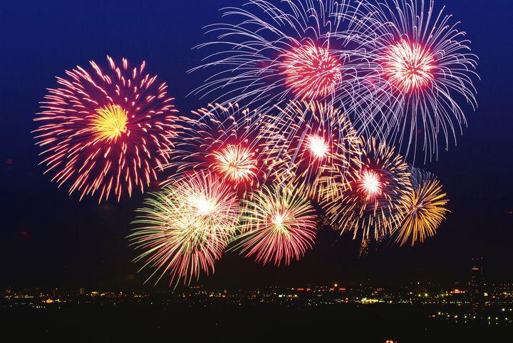 【終了】秋も花火を楽しみたい!鹿児島県で「みどこい秋祭り花火大会」が開催