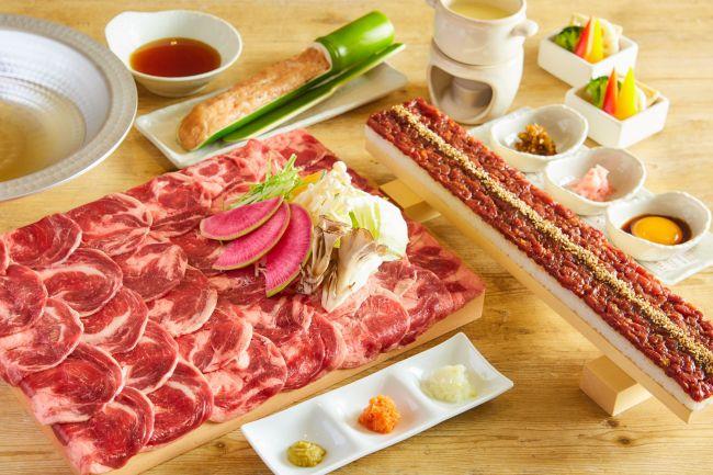 """これからの時代は""""フォトジェ肉""""!巣鴨に牛タン専門店「うま囲」オープン"""