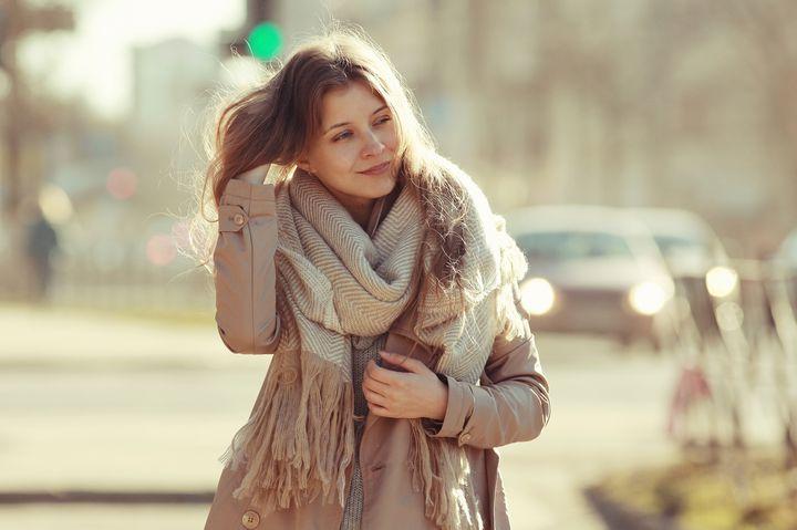 紅葉狩りよりあなたに目がいく!おしゃれな秋ファッション15選