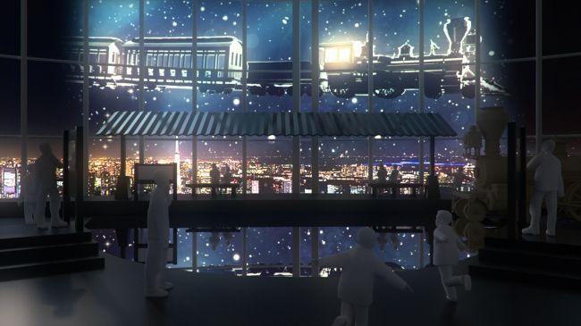 52階の駅でファンタジーの世界を体感。六本木で「天空ノ鉄道物語」開催
