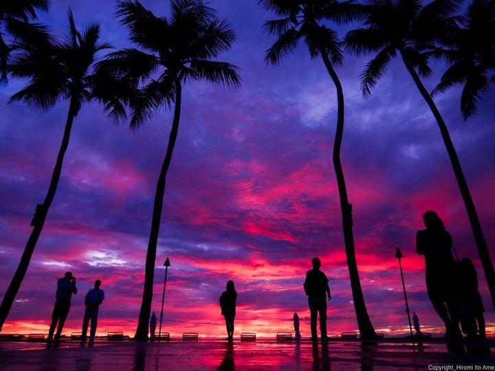 パラオ コロールのインスタ映えする絶景夕日をみるとっておきのスポットまとめ