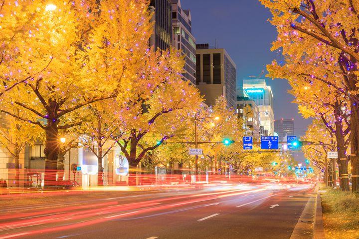 【開催中】光あふれる冬の大阪。「大阪・光の饗宴2019」開催