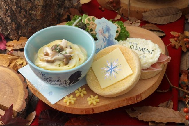 開催中】アナ雪の世界観を表現したスペシャルカフェ!「アナと雪