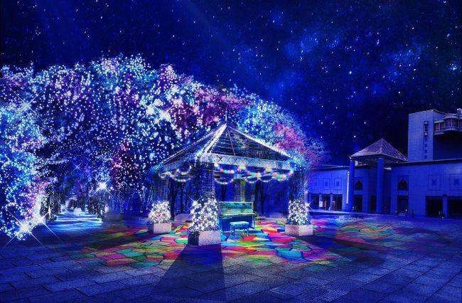 【開催中】ネイキッド史上最大級!横浜のイルミネーションイベント『ヨコハマミライト』開催
