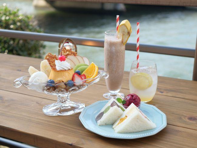 あのカフェが大阪に。フルーツサンド専門店「フツウニフルウツ」オープン