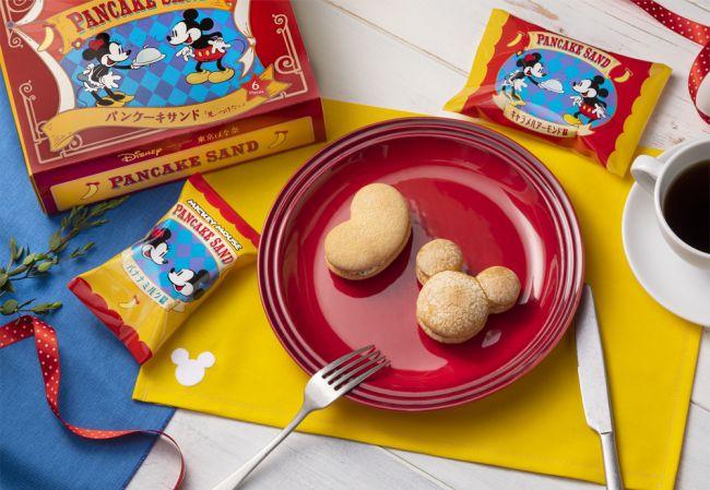ディズニーのNEW東京土産。「Disney SWEETS COLLECTION by 東京ばな奈」