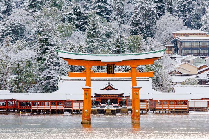 冬だからこその雰囲気を。一度は訪れたい冬の広島観光2泊3日プランはこれだ!