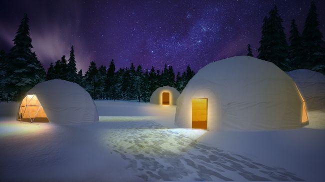 【終了】雪の中の幻想的レストラン!「KAMAKURA POT dining」長野にオープン