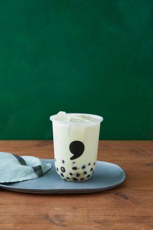 限定のずんだラテも。ティースタンド「comma tea」仙台にオープン
