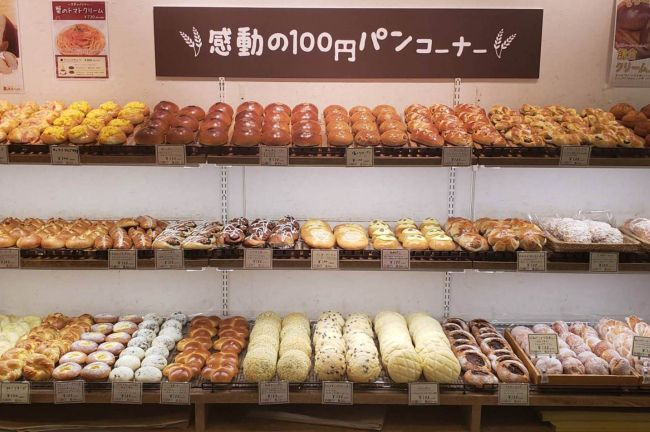 毎月第3木曜は注目!鎌倉ベーカリーにてパンが100円で買える「鎌倉100円祭」開催