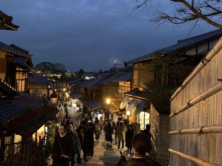 """not紅葉not積雪、でも最高でした。何もない季節の""""一泊二日京都旅""""をご紹介"""