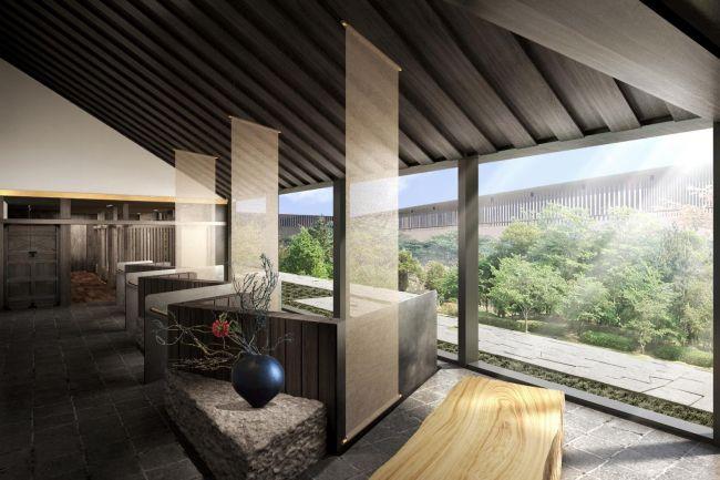 古都奈良の景観を継承。リゾートタイプホテル「ふふ 奈良」誕生