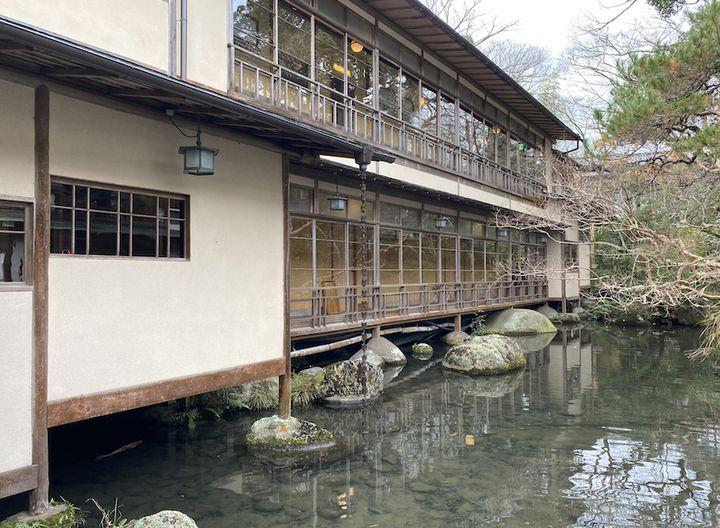 """文化財に泊まろう。""""有形文化財""""に指定されている日本の温泉旅館10選 ..."""