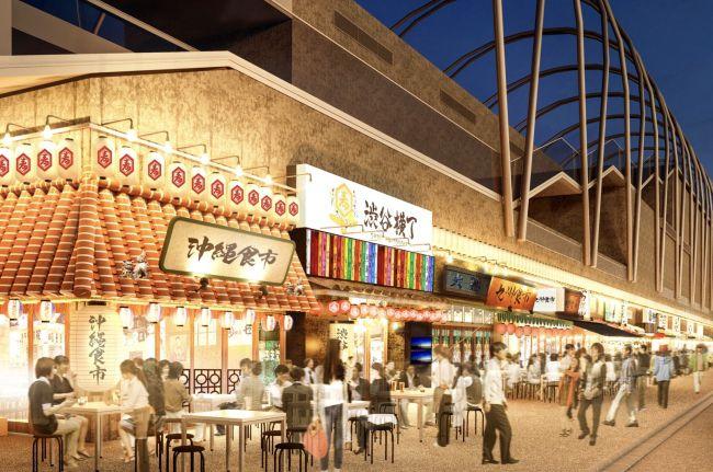 食×エンタメで毎日がお祭り。24時間営業の「渋谷横丁」が新施設「MIYASHITA PARK」にオープン