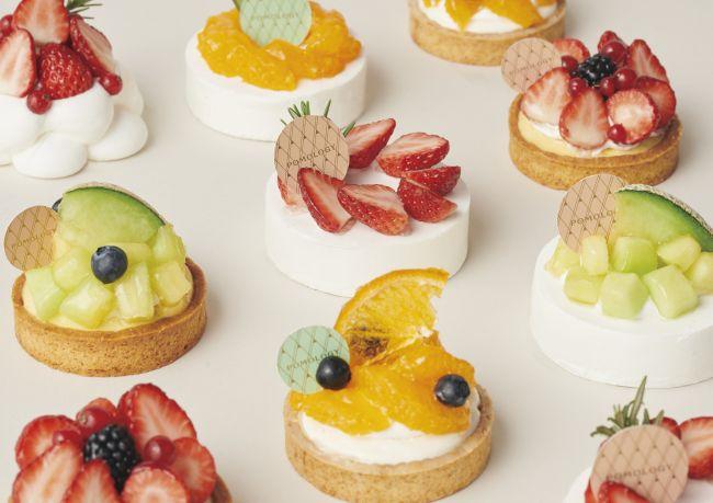 旬にこだわったフルーツのお菓子。伊勢丹新宿店に「POMOLOGY」オープン
