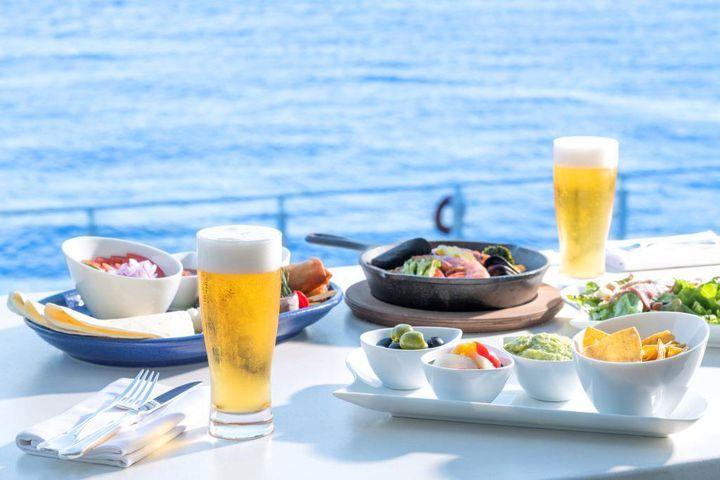 """【中止】""""海に一番近い""""絶好のロケーションの中でランチが楽しめる 。横浜で「はまビア!」開催"""