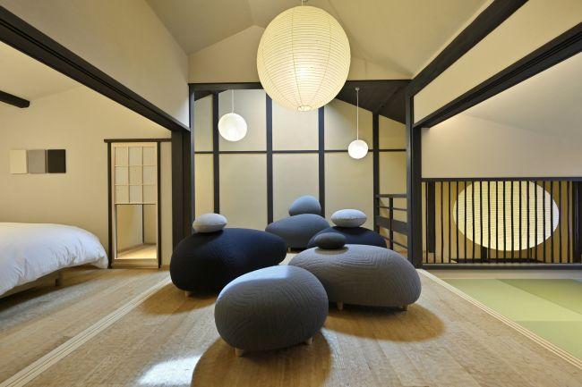 美とアートに触れる。京町家の宿「京の温所 丸太町」オープン