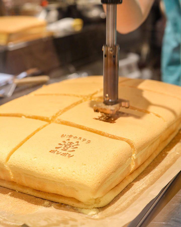 極上のふわしゅわ食感!関西初の台湾カステラ専門店「澎澎」OPEN
