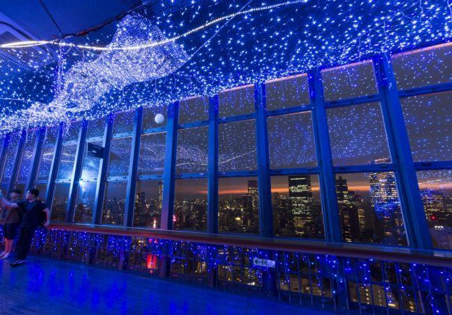 今年度はカラーチェンジも!東京タワーで「天の川イルミネーション」開催