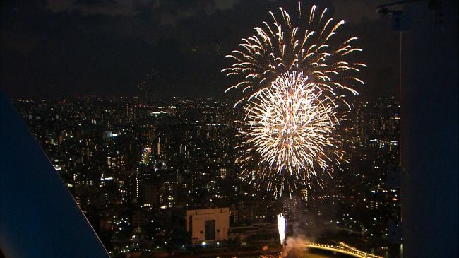 【開催中】この夏はバーチャルに!スカイツリーで「未来につなぐバーチャル花火」開催!