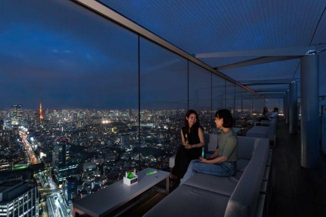 【開催中】渋谷最高峰のルーフトップバー!「THE ROOF SHIBUYA SKY」オープン