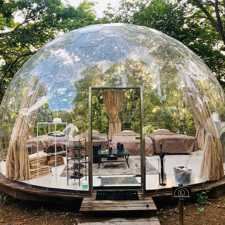ちょっぴり贅沢なキャンプがしたい。この夏行きたい大人のキャンプ場7選