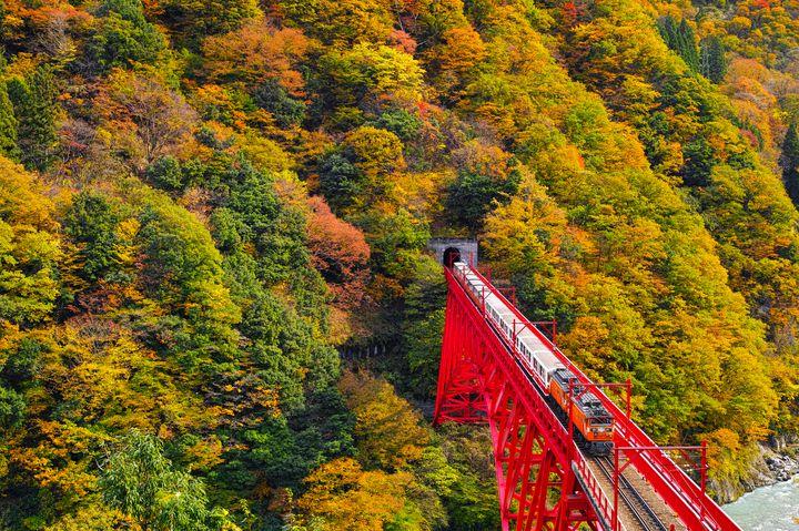 北陸の紅葉はこちら!北陸地方の人気おすすめ紅葉スポットTOP10