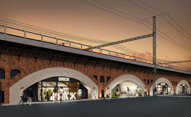 あの煉瓦アーチ高架下が生まれ変わる!「日比谷OKUROJI」オープン