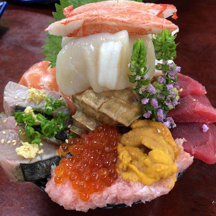 今日は海の幸を食べる一日に。海鮮マニアがおくる都内の超絶グルメ