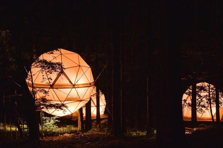 これぞ大人のキャンプ!泊まれる公園「INN THE PARK」で過ごす2日間