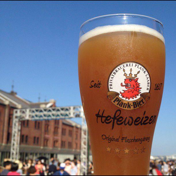 【終了】今年はNEWスタイルで!横浜赤レンガ倉庫でドイツビールを♡