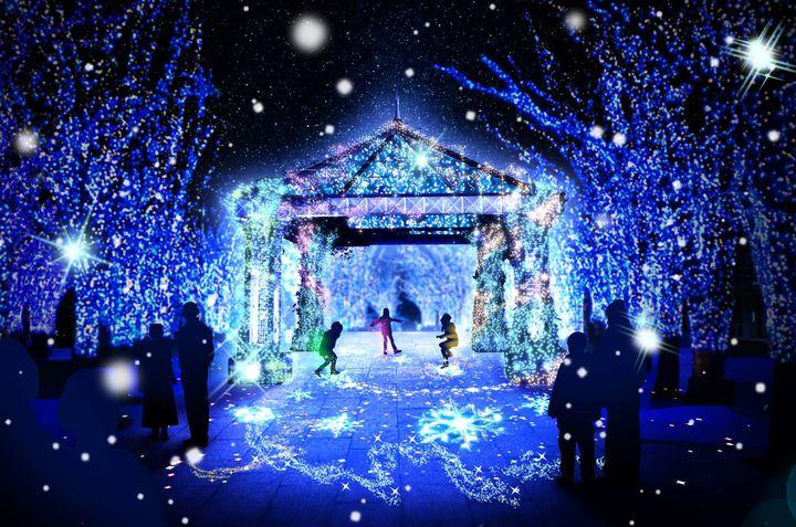 【開催中】横浜最大級イルミ!「ヨコハマミライト2020~みらいを照らす、光のまち~」開催